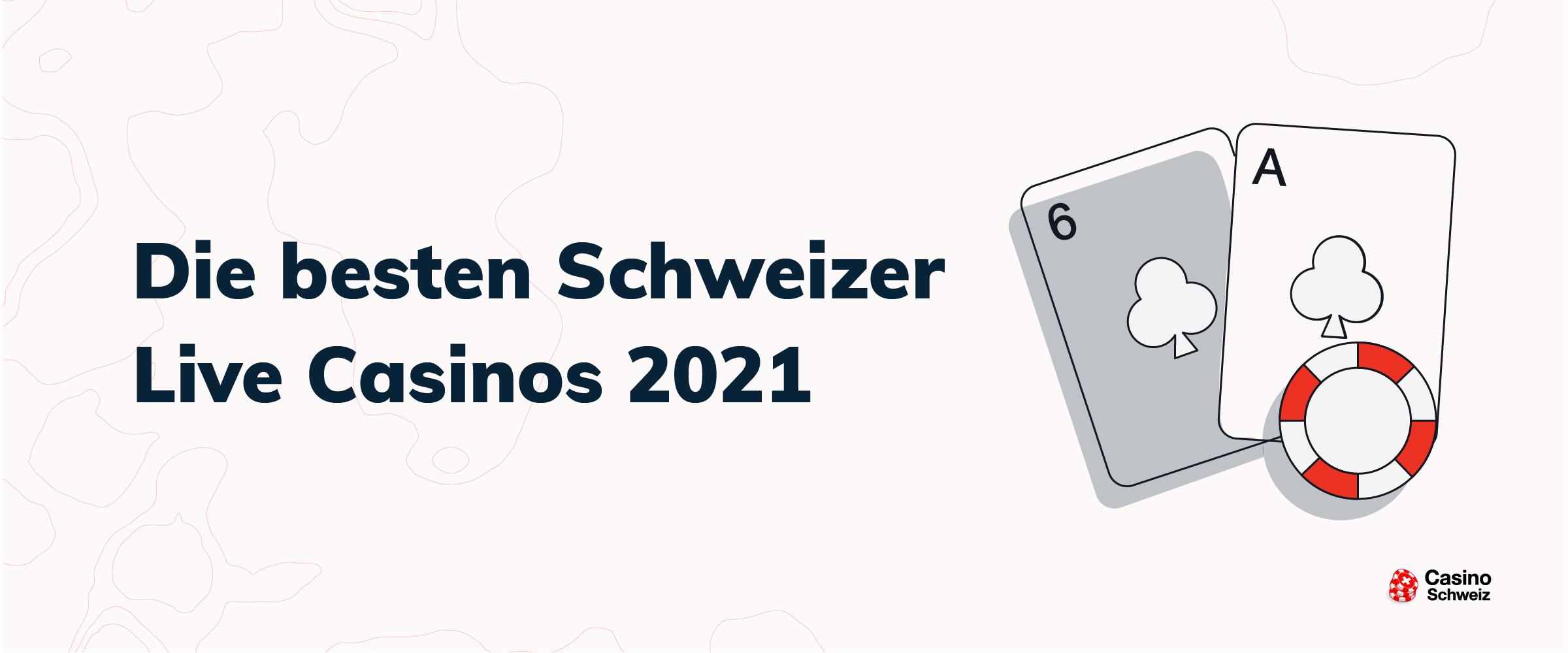 Beste Schweizer Live Casinos