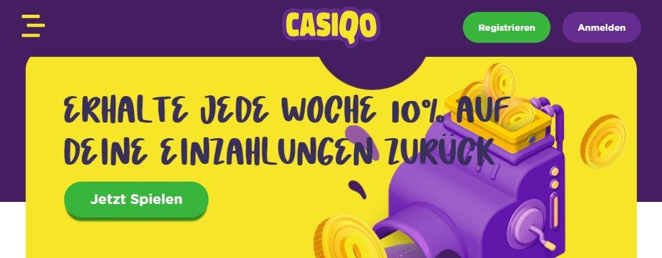 Casiqo Bonus