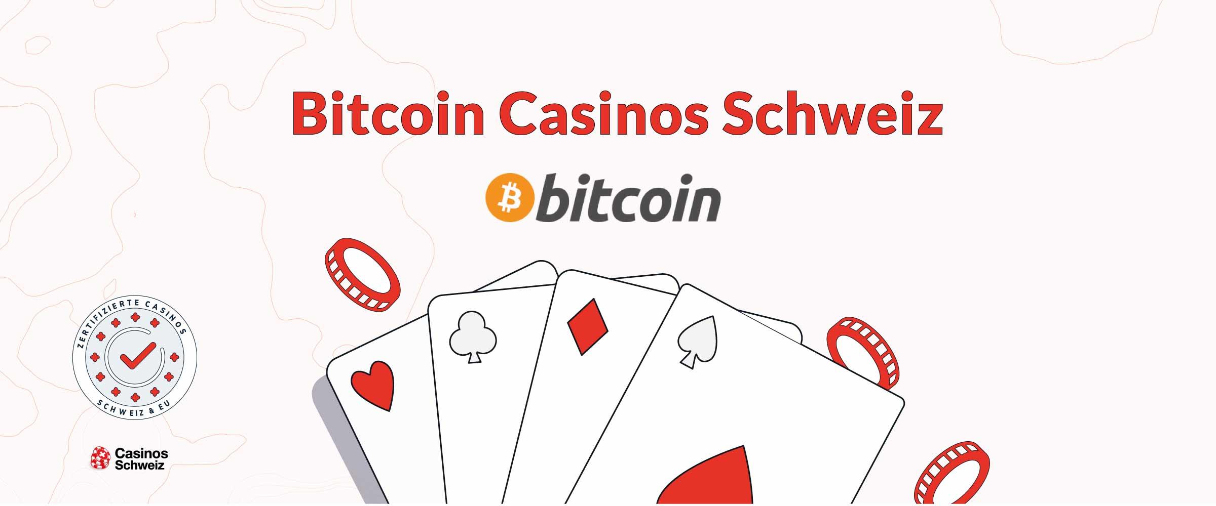Schweizer Bitcoin Casinos