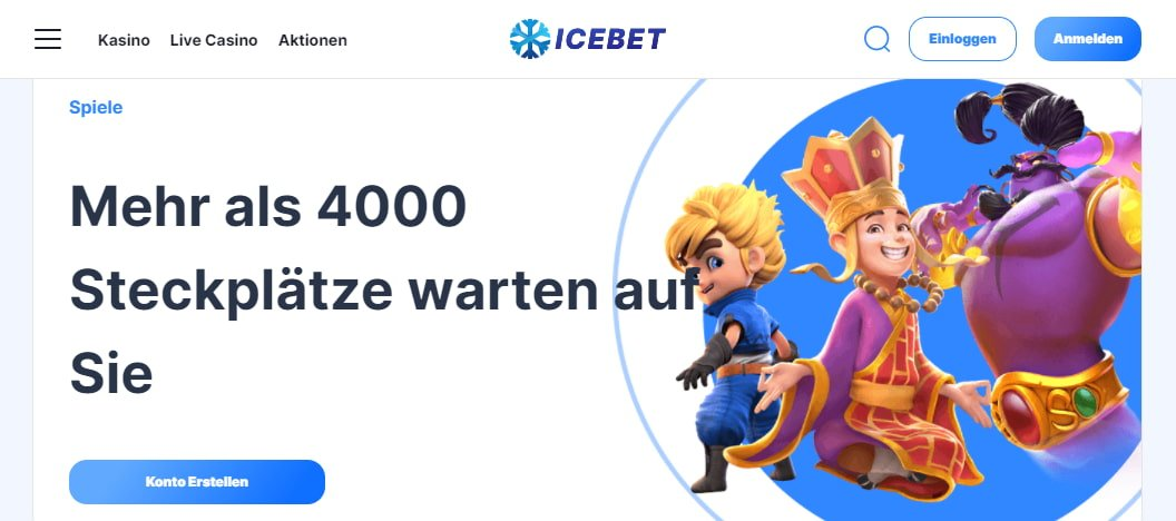 Icebet Casino Slots