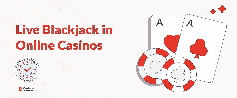 Live-Blackjack Online-Casino