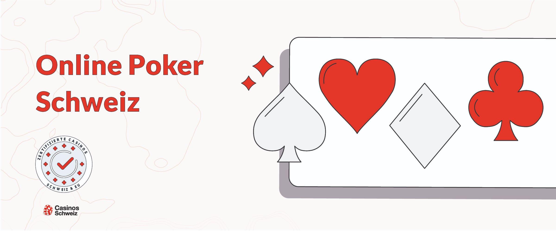 Online-Poker in Schweizer Online-Casinos