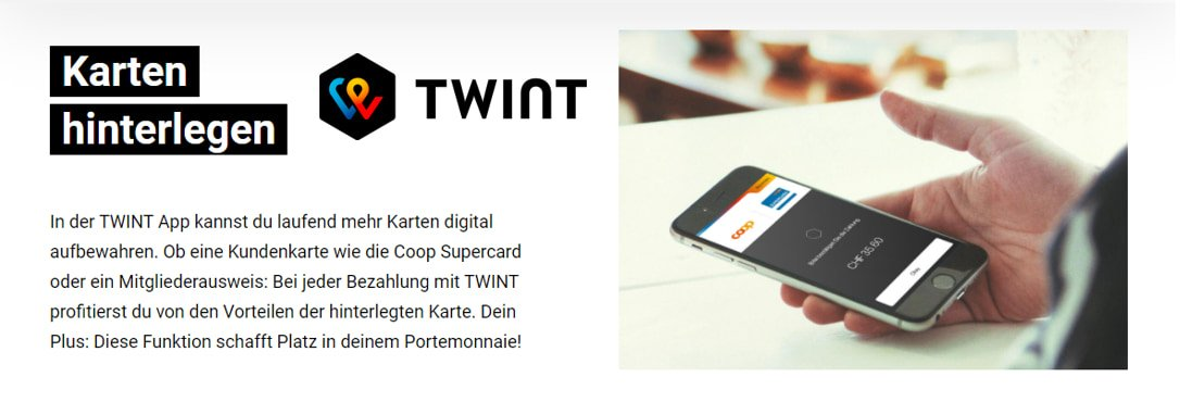 Twint Mobile Payment App